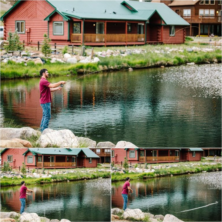 Rocky Mountain Engagement, Rocky Mountain Engagement session, Rocky Mountain Engagement photographer, Guanella Pass engagement, Guanella Pass engagement session, Guanella Pass engagement session, Guanella Pass engagement photographer, Colorado engagement, Colorado engagement session, Colorado engagement photographer, Georgetown engagement, Georgetown engagement session, Georgetown engagement photographer, Georgetown Lake engagement session, Georgetown Engagement photographer, Rocky mountain couple fishing engagement, Rocky mountain engagement ring, engagement ring on fishing pole, Rocky Mountain fishing engagement session, fishing engagement session